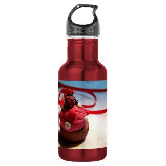 Strawberry Cupcake 532 Ml Water Bottle