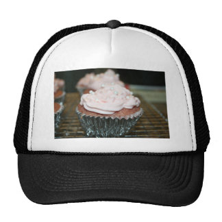 Strawberry Cupcakes Hats