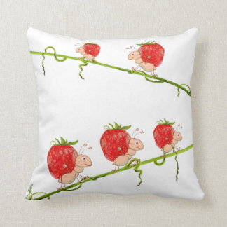 Strawberry Cushion