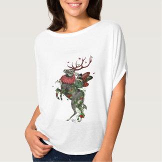 Strawberry Deer T Shirt