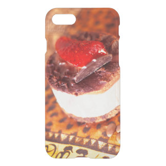 strawberry dessert iPhone 8/7 case