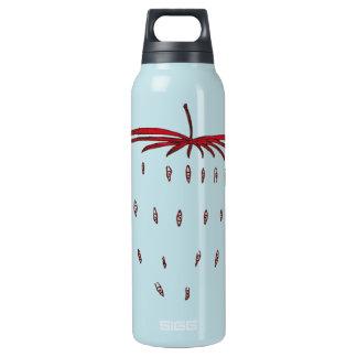 Strawberry Eyes - DesignThinking Insulated Water Bottle
