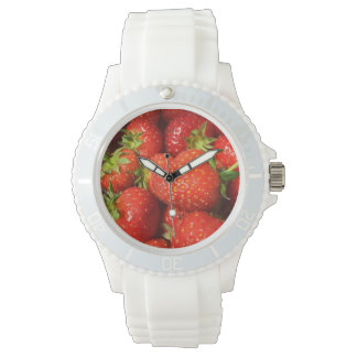 Strawberry Faced watch