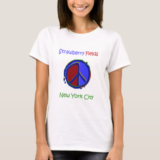 Strawberry Fields NYC T-Shirt