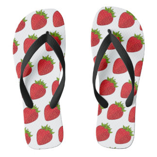 Strawberry Flops Thongs