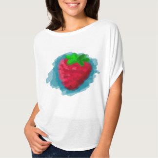 strawberry flow shirt