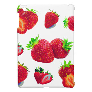 Strawberry Fruit Pattern Case For The iPad Mini