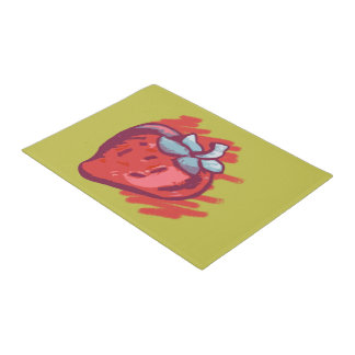 Strawberry Gifts Doormat