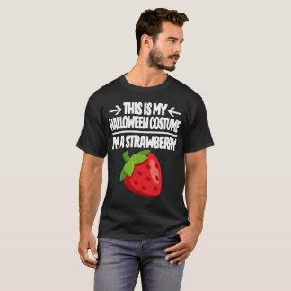Strawberry Halloween Costume This Is My Shirt