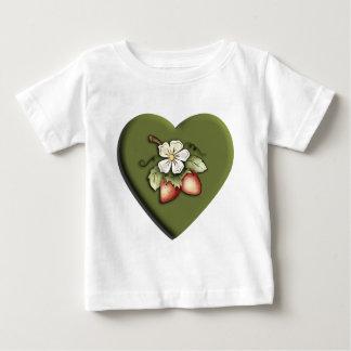 Strawberry Heart Shirts