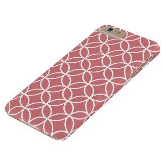 Strawberry Ice Geometric iPhone 6 Plus Case