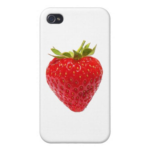 Strawberry Case For iPhone 4