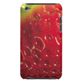 Strawberry iPod Touch, Barely There iPod Case-Mate Case