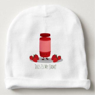 Strawberry Jam cartoon character | Baby Hat Baby Beanie