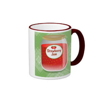 Strawberry Jam Mugs