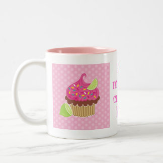 Strawberry & Lemon Cupcake Mug