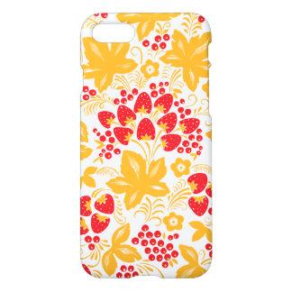 Strawberry Maple iPhone 7 Case