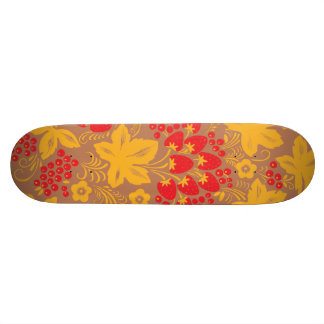 Strawberry Maple Skateboard