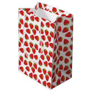 Strawberry Medium Gift Bag