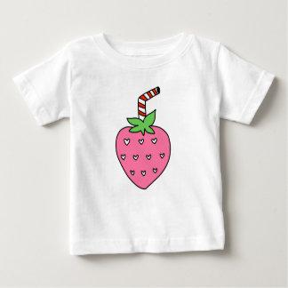 Strawberry Milk BABY SHIRT, cute BABY SHIRT