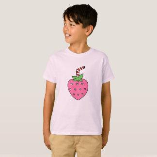 Strawberry Milk KIDS T-SHIRT, cute T-SHIRT