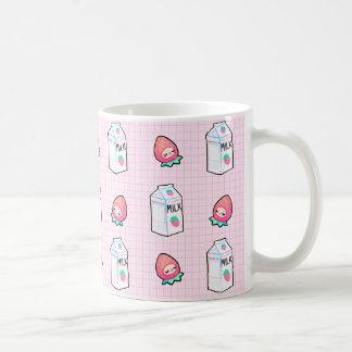 Strawberry Milk Mug