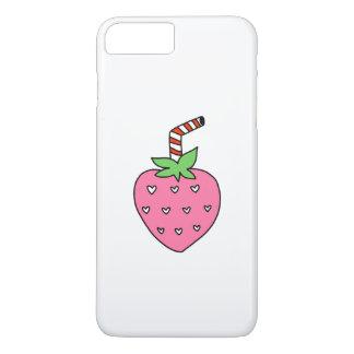 Strawberry Milk PHONE CASE, cute PHONE CASE