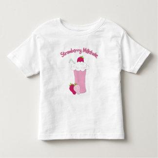 Strawberry Milkshake Toddler T-Shirt