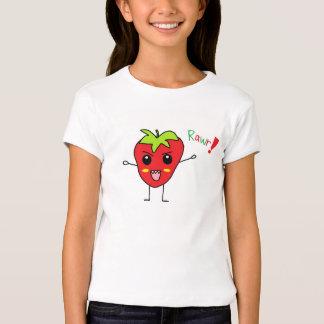 Strawberry Monster Tee Shirt