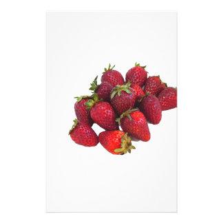 Strawberry Patch Stationery
