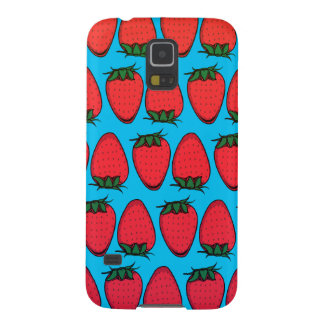 Strawberry Pattern Case for Samsung Galaxy S5 Galaxy S5 Cover
