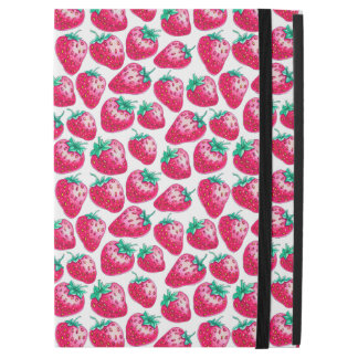 "Strawberry pattern iPad pro 12.9"" case"