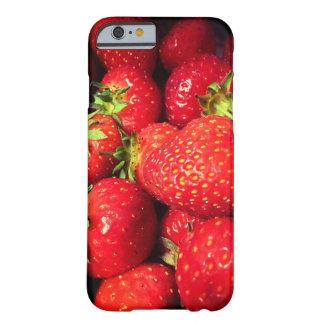 Strawberry phone case