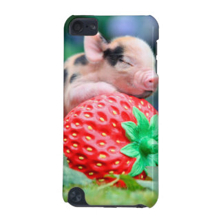 strawberry pig iPod touch 5G covers