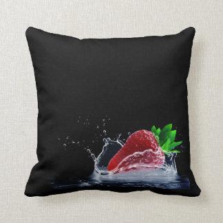 Strawberry Pillow