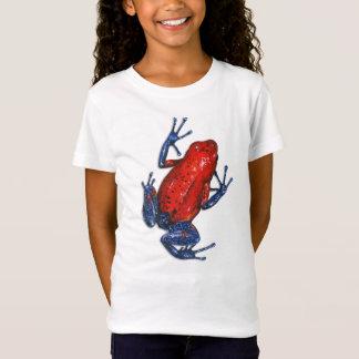 Strawberry Poison Dart Frog T-shirt