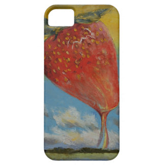 Strawberry Rainbow iPhone 5 Case
