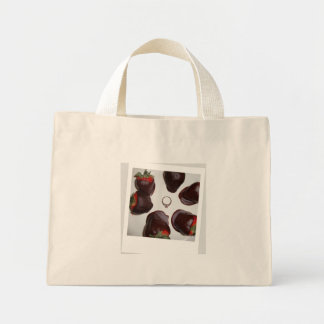 Strawberry Ring Bag