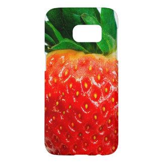 Strawberry Samsung Galaxy S7 Case