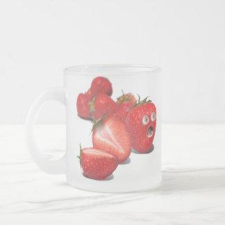 Strawberry Shock Coffee Mug