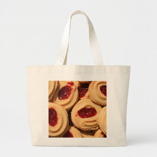 Strawberry Shortbread Cookies Tote Bag