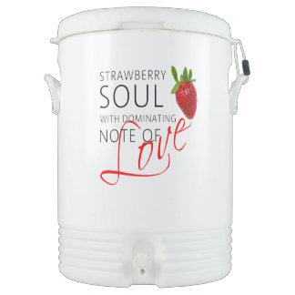 Strawberry Soul Drinks Cooler