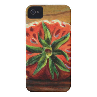 Strawberry Star Case-Mate iPhone 4 Case