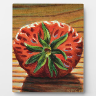 Strawberry Star Plaque