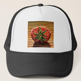 Strawberry Star Trucker Hat