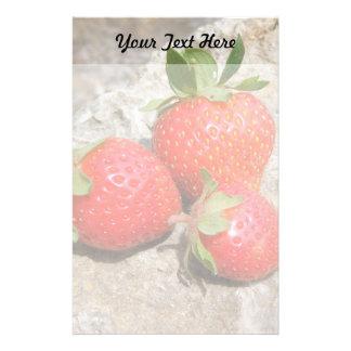 Strawberry Stationery