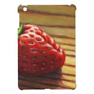 Strawberry Stripe iPad Mini Covers