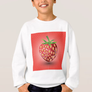Strawberry Sweatshirt