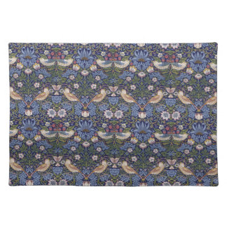 Strawberry Thief by William Morris Place Mat