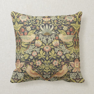 Strawberry Thieves by William Morris, Textiles Cushion